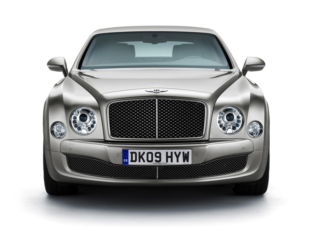 Foto de Bentley Mulsanne (25/29)
