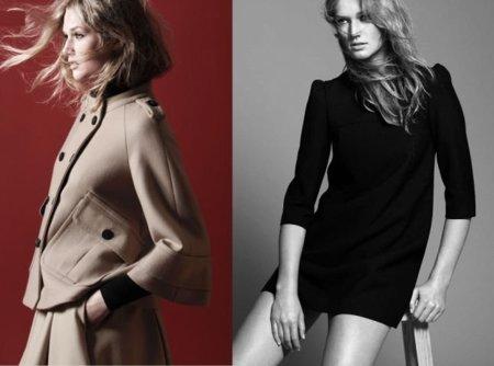 Zara, catálogo Otoño-Invierno 2010/2011: ropa para una mujer corriente