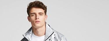 Karl Lagerfeld y Puma llenan el otoño de looks monocromáticos y toques futuristas con su nueva colección