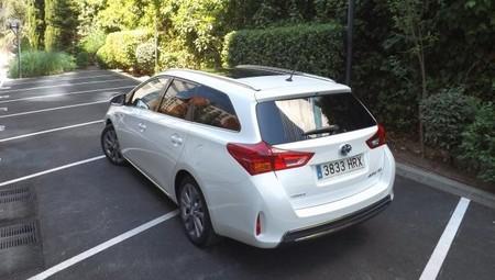 El Toyota Auris Touring Sports Hybrid a prueba (II): A mí también me gusta