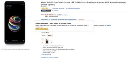 Xiaomi Promocion
