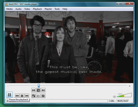 VLC 0.9.2 Windows