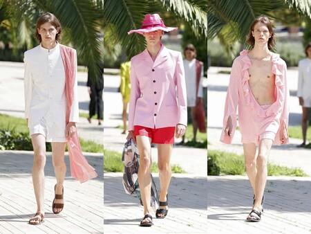 Mans Concept El Giro Cosmopolita A La Elegancia Masculina En Su Desfile En 080 Barcelona Fashion 1
