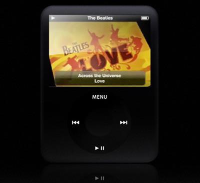 Rumor: iPods sin Click Wheel, con pantalla táctil y MacOS X