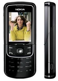 Nokia 8600 Luna con Vodafone