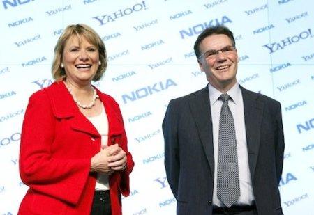 Nokia y Yahoo! llegan a un acuerdo para compartir servicios