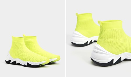 Bershka Clon Balenciaga Speed Trainer