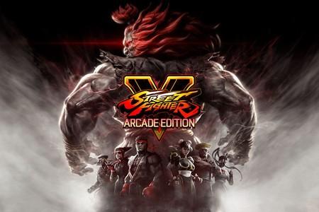Las copias de Street Fighter V: Arcade Edition para PS4 llegarán con retraso a Europa, la actualización saldrá según lo previsto