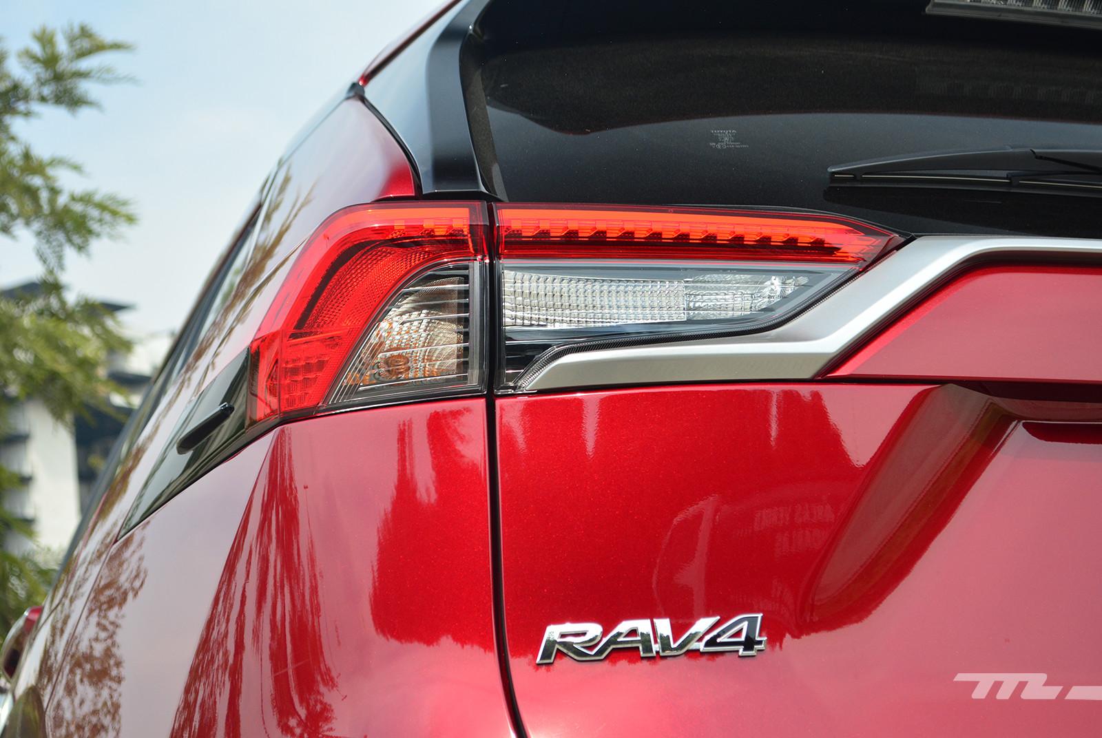 Foto de Toyota RAV4 Hybrid (prueba) (20/21)
