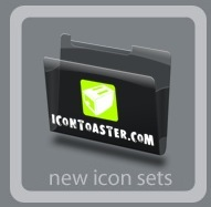 Icontoaster: otro sitio de iconos estupendos