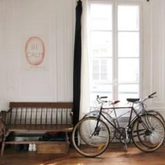 Foto 1 de 7 de la galería ideas-para-guardar-una-bicicleta-en-una-casa en Decoesfera