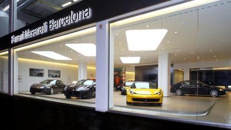 Nuevo concesionario Ferrari Maserati Barcelona