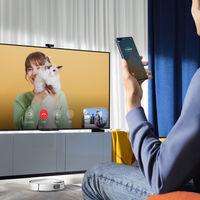 Huawei Vision S Pro: HarmonyOS acelera su expansión con nuevos televisores de hasta 75 pulgadas, 120 Hz y cámara frontal