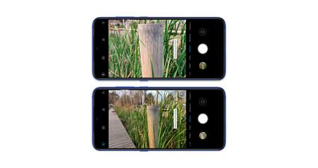 Xiaomi Mi 9 Retrato Modos