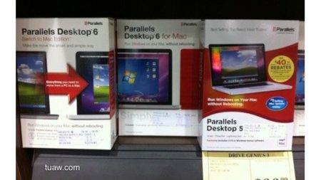 Parallels 6 aparece por sorpresa en las estanterías de algunas tiendas
