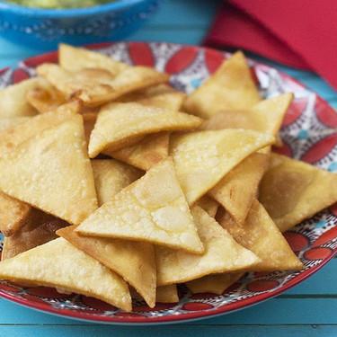 Cómo hacer totopos o nachos caseros: receta mexicana
