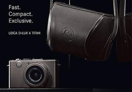 Leica D-Lux en edición limitada