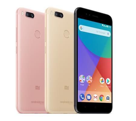 Xiaomi Mi A1 Lanzamiento Oficial 2