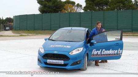 Ford Conduce tu vida - Cursos de conducción segura