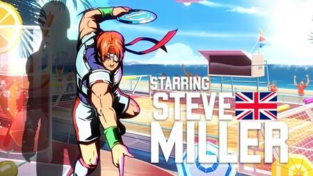 Windjammers 2 revela con su nuevo tráiler el modo Arcade y el regreso a la pista de Steve Miller