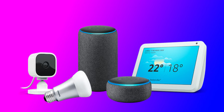 Ofertas en dispositivos de Amazon para dar la bienvenida al mes de septiembre: altavoces y pantallas Echo y cámaras de seguridad