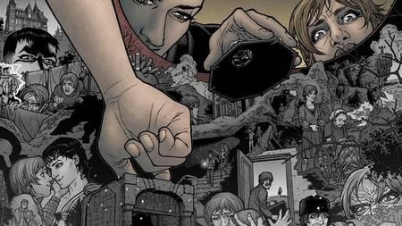 Netflix se queda con 'Locke & Key': el aclamado cómic se convertirá en serie de televisión