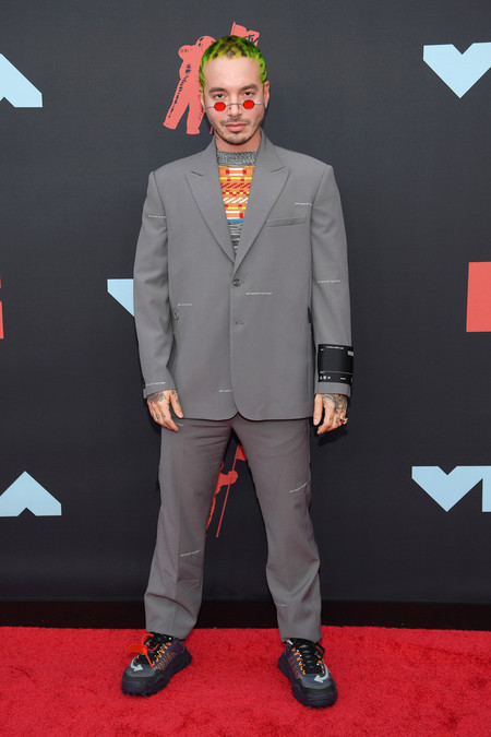 J Balvin Alfombra Roja Mtv Video Music Awards 2019 03