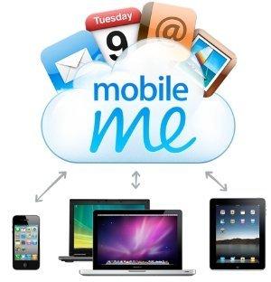 Nuevo Mobile Me servicios