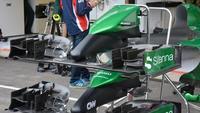 Toyota admite que le falta potencia en la Nascar Sprint Cup Series