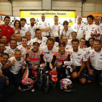 MotoGP Alemania : Honda y sus pilotos muestran cautela respecto al resultado