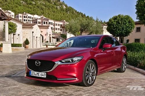 Probamos el Mazda6: Un coche que quiere ser el paladín de las berlinas premium a precio razonable