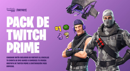 Fortnite Amazon Twitch Generacion Xbox