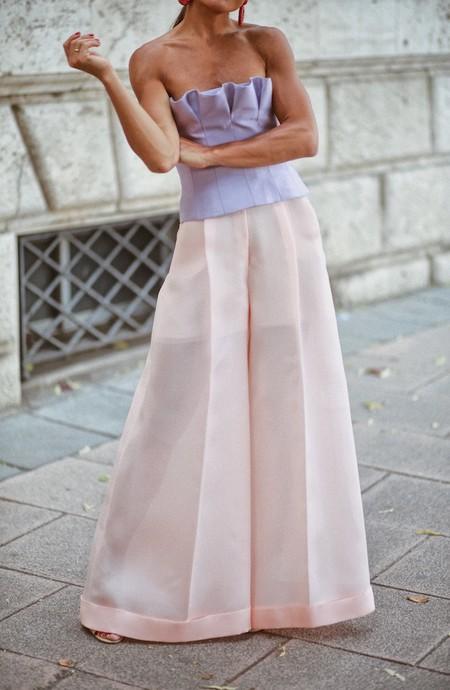 Los pantalones palazzo son perfectos para chicas bajitas y estos looks nos lo demuestran