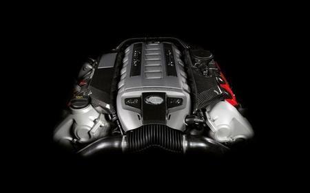 El motor del Porsche Panamera GrandGT by TechART