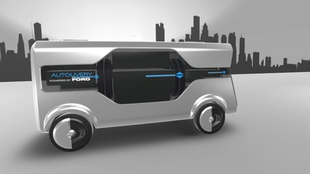 Ford Autolivery Concept 2