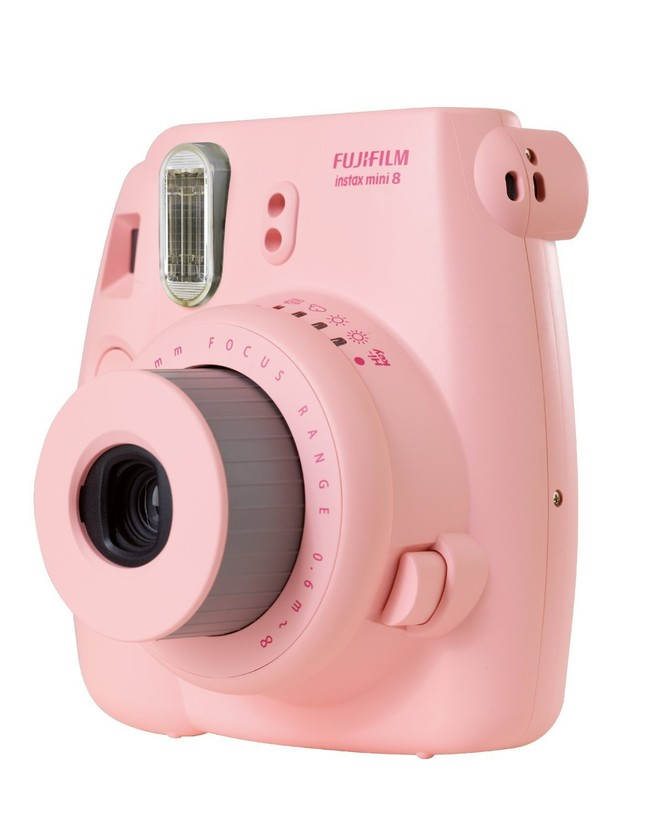 cámara rosa