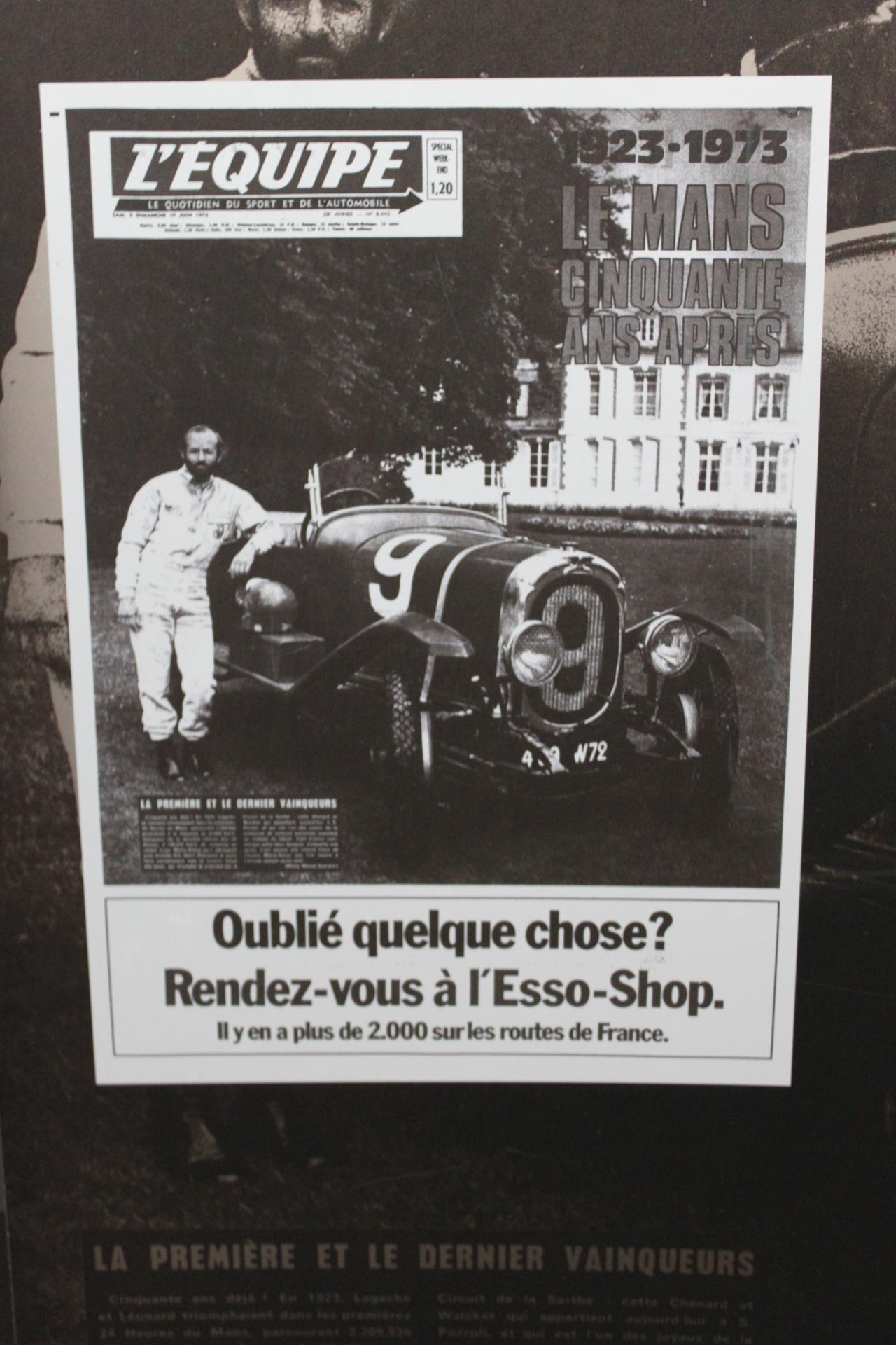 Foto de Museo 24 horas de Le Mans (137/246)
