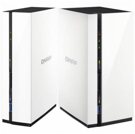 QNAP TAS-168 y TAS-268, los NAS con Android como sistema operativo
