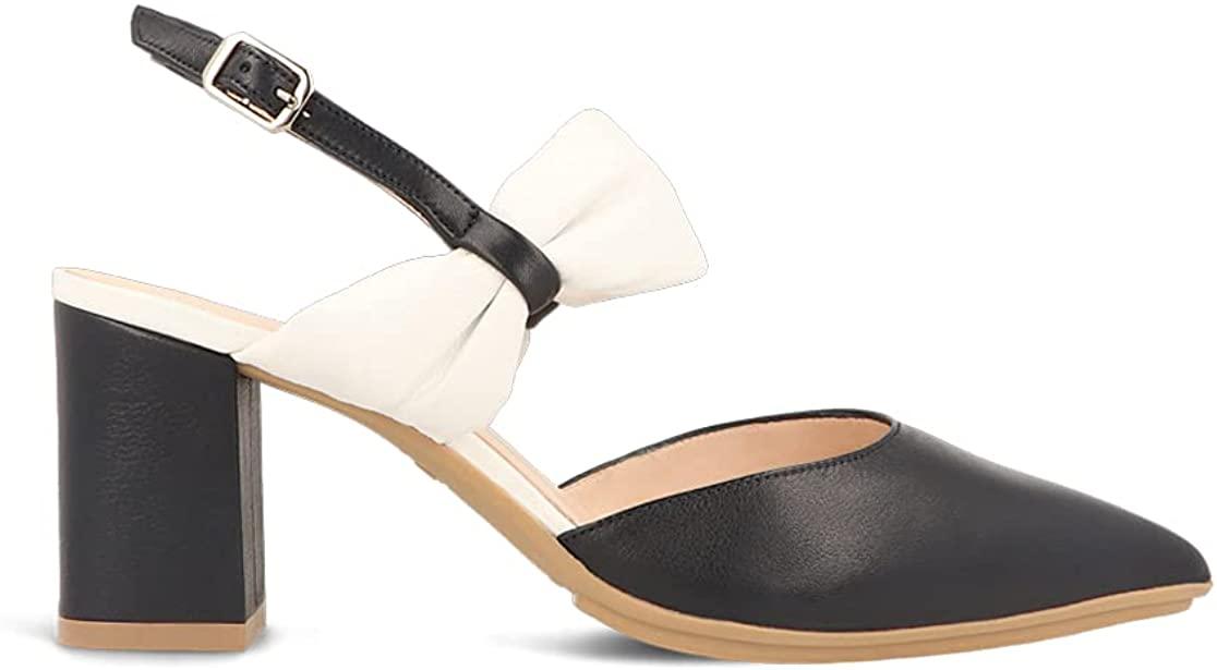 Lodi Mahoma-3, Zapatos de Vestir Mujer