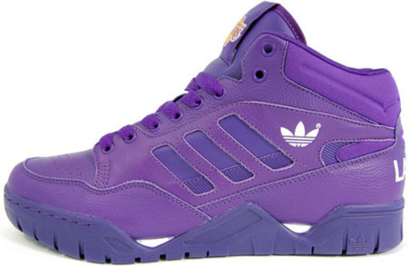 adidas phantom II nba Lakers