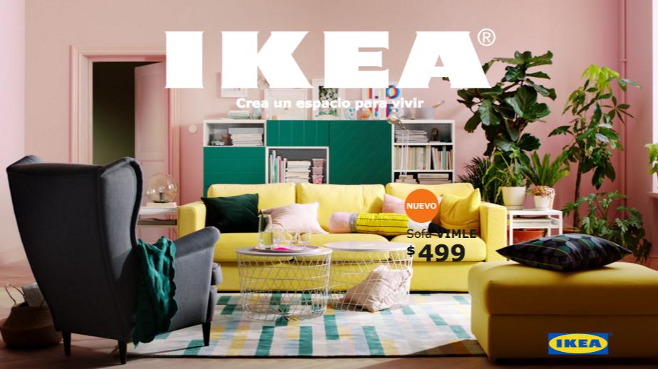 Se acabó la espera! El catálogo de IKEA 2018 ya está online