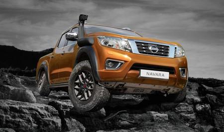 El Nissan Navara más todoterreno se llama Off-Roader AT32 y es obra de Arctic Trucks