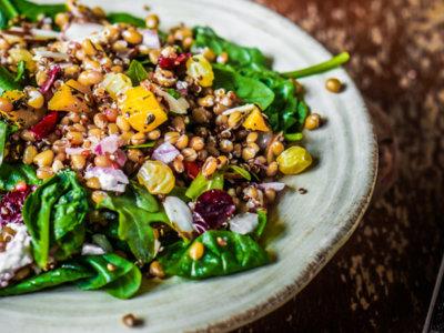 Tu dieta semanal con Vitónica (CLXIII): con recetas de platos vegetarianos incluidas