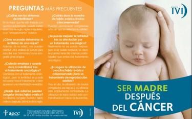 Ser madre o padre después del cáncer