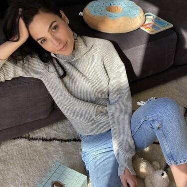 Gal Gadot anuncia su embarazo con esta preciosa foto en familia