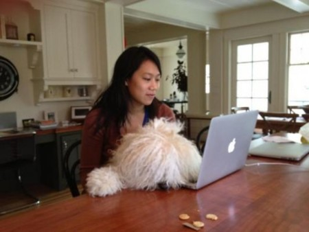 Priscilla Chan On Mac 24 500x375