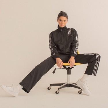 Añade una chaqueta Adidas Originals bicolor a tu armario y apuesta por una prenda con mucho rollo que nunca pasa de moda