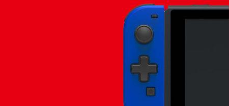 Switch recuperará la mítica cruceta con este Joy Con licenciado, pero sólo se puede usar en modo portátil
