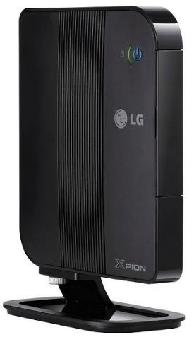 LG Xpion X30, primer sobremesa de bajo coste con Nvidia Ion de LG