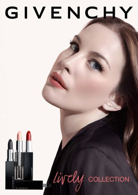 Lively Collection de Givenchy y la curiosa barra #62 Liv's Lips